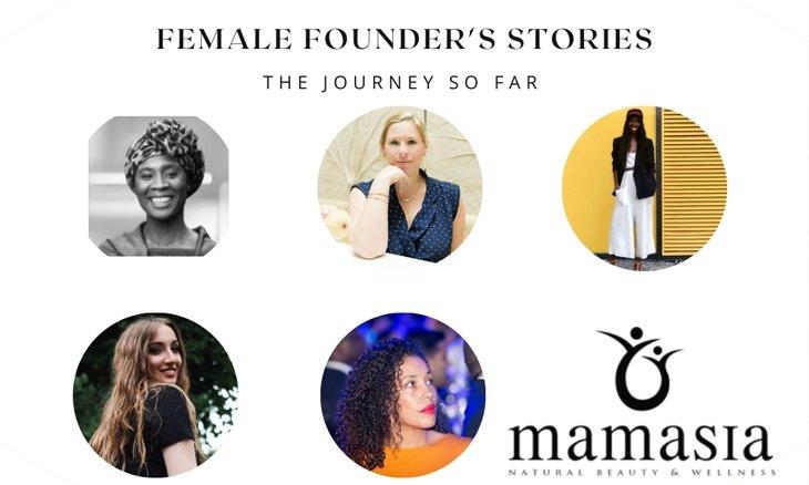 female founders mamasia talk